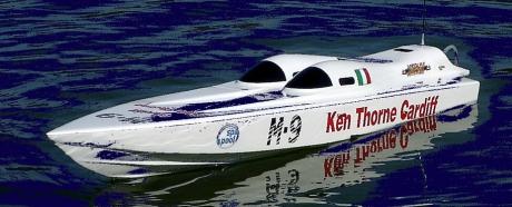 Mono-Rumpf-Boote