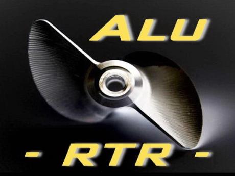 Alu Propeller RTR