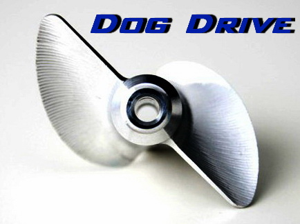 Alu Hydro Propeller mit Dog Drive System -RTR-
