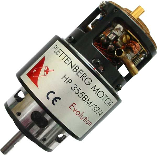 E-motors from Plettenberg brush motors