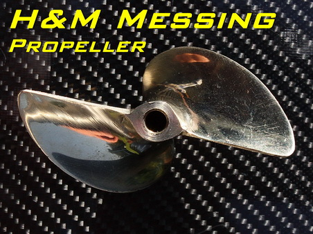 H&M Messingpropeller