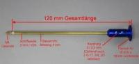 Compact-Wellenanlage 400 Standard 120/2/M4