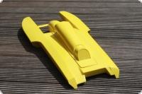 T-5  Hydroplane GFK-Rumpf weiß
