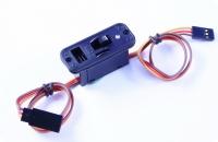 Schalterkabel mit LED Monitor und eingebauten Ladeanschluss