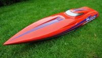 Watersnake RO hull red dyed
