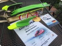 Mini-Mi Micro Outrigger  World Champion 2015 Hydro Mini