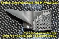 Propeller H&M Z40-1,4  linkslaufend RESTPOSTEN