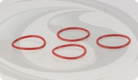 Leopard O-Ring Dichtung Wasserkühlung für 40 Serie (2)