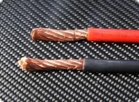 Siliconkabel 2,5 mm², schwarz 1000 mm
