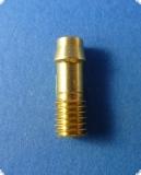 Anschlußnippel M4  Innen 3,0 mm