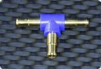 Schlauchverbindung T-Verteiler / Innen 3,3 mm