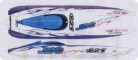 Dekorsatz JBS für Modelle Länge 110-130 cm