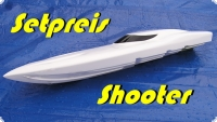 Shooter Spar-Set 3-Stufen-Mono Rennboot