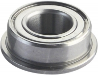 Ballbearing with Collar 4x9x4 mm 10,2 Outside
