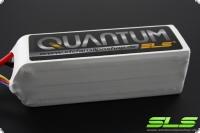SLS Quantum 5000mAh 4S1P 14,8V 65C/130C (AWG10)