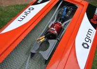 Firebold  - FSR-Mono-Rennboot