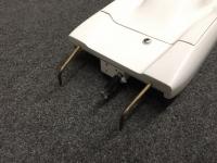 Drifter Micro Semi Scale Offshore Katamaran
