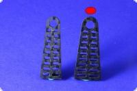 Stevenrohrabstützung 7 mm Rohrdurchmesser