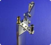 Mini-Keilruder 75 mm  m. WK  Easyline Blatt 75 mm Höhe
