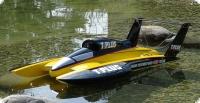 T-Plus 1/8 Scale Hydroplane WE