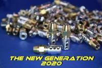 Spannzange H&M 8 / 4,7  Gr.II NEUE GENERATION