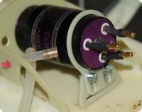 Motorabstützung f. 19 Lehner Motore
