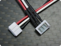 Verlängerungskabel EH 4-polig 3S LiPo Packs