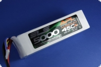SLS APL MAGNUM 5000mAh 2S1P 7,4V 45C/90C  V2