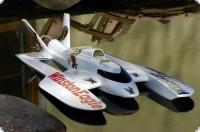 Eagle Dual Wing Hydroplane Kohlefaser&Aramid WE