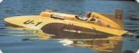 Classic Hydroplane Hawai Kaii