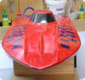 No Step 3 WE Mono Rennboot