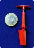 Ruderanlage Micro Kunststoff/Stahl