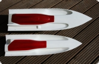 Skyper Mono II  WE Mono Rennboot für Klasse Mono II