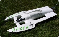 Spider SH14 WE Tripple-Wing-Hydroplane