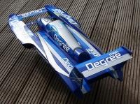 DEGREE  T-5  1/10 Dekorsatz