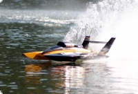 T-Plus 1/8 Scale Hydroplane WE