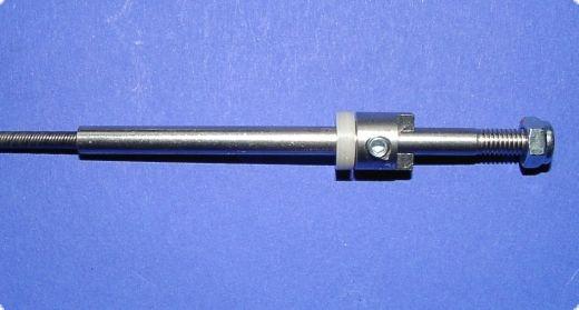 Ersatzflexwelle 3,2 mit 6 mm Welle und 4,7DD f.  Flextrimm S Sonderausführung für Flextrimm S