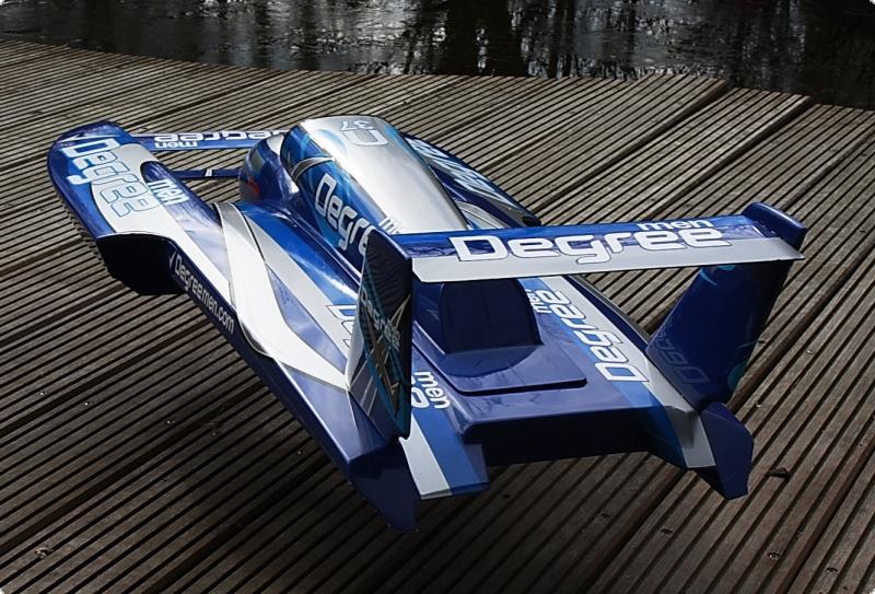 T-5  Hydroplane  Kohlefaser&Aramid