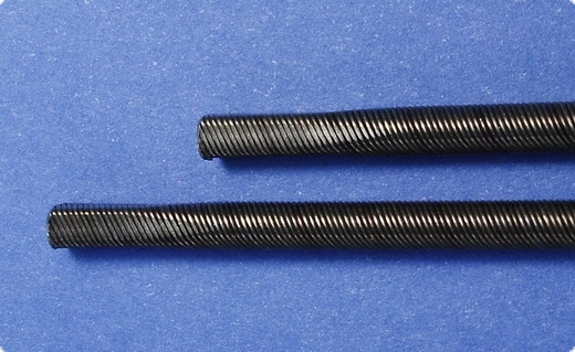 Ersatzflexwelle für K&B 3,5 OTB LINKSlaufend neue H&M Version für links-laufende Motoren
