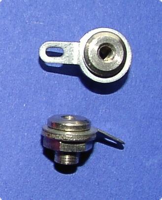 Antennen Montagesockel einzeln f. Wendelantenne 20 u. 30 cm