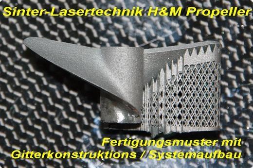 Propeller H&M Z42-1,4  linkslaufend RESTPOSTEN