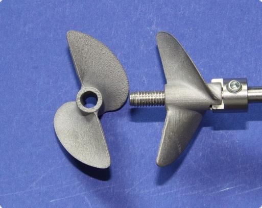 Propeller H&M Z38-1,4  linkslaufend RESTPOSTEN