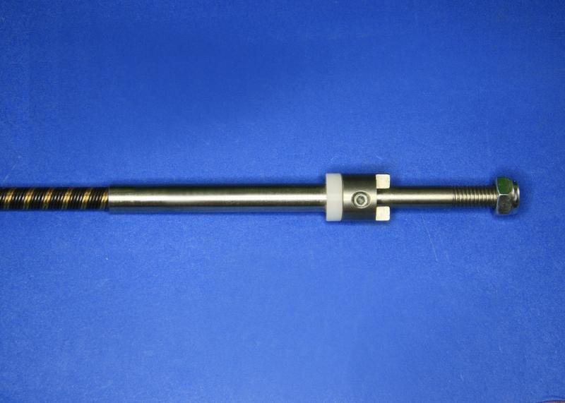 Ersatzflexwelle 4,7 mit 6 mm Welle und 4,7 DD