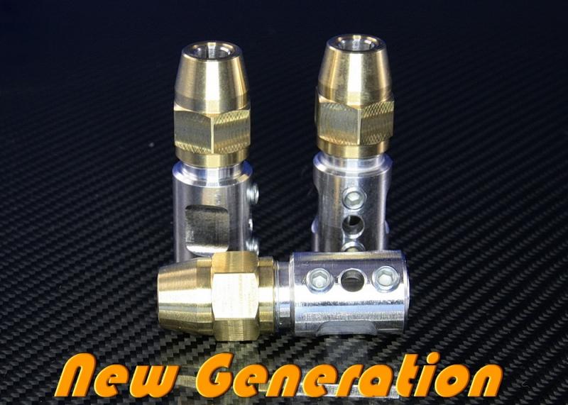 Spannzange H&M 5 / 3,2  NEUE Generation