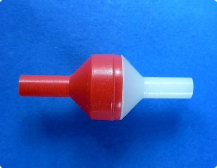 Wasser- und Kraftstoff-Filter Kunststoff, zerlegbar für Schlauchverbindung bis 2-3 mm