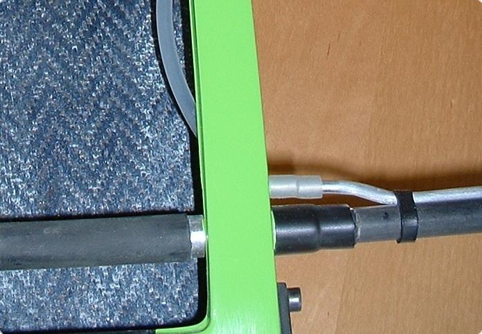 Schrumpfschlauch klar mit Kleber  16/4 / 500 mm