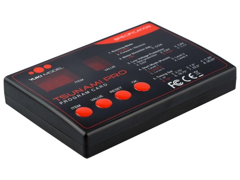 Tsunami PRO Seaking - LED ProgCard