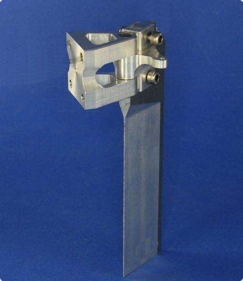 Keilruder Größe III - 160 mit kurzem Ruderhalter