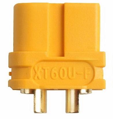 Goldkontakt XT60 Buchse  ( 2 Stück)