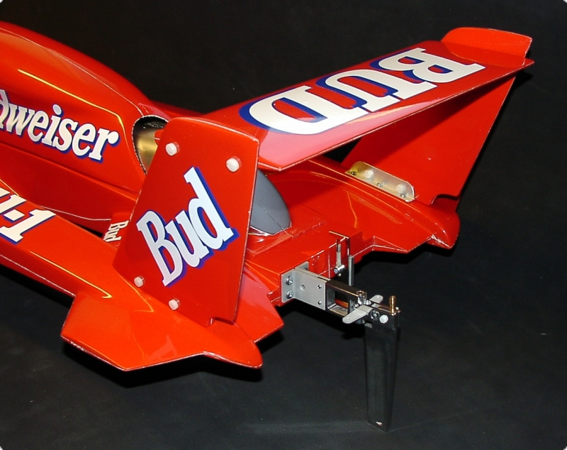 T-4  Twin Wing Hydroplane MS 1:10 WE